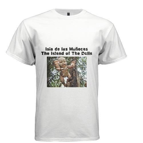 Personalized T-shit Isla de las munecas
