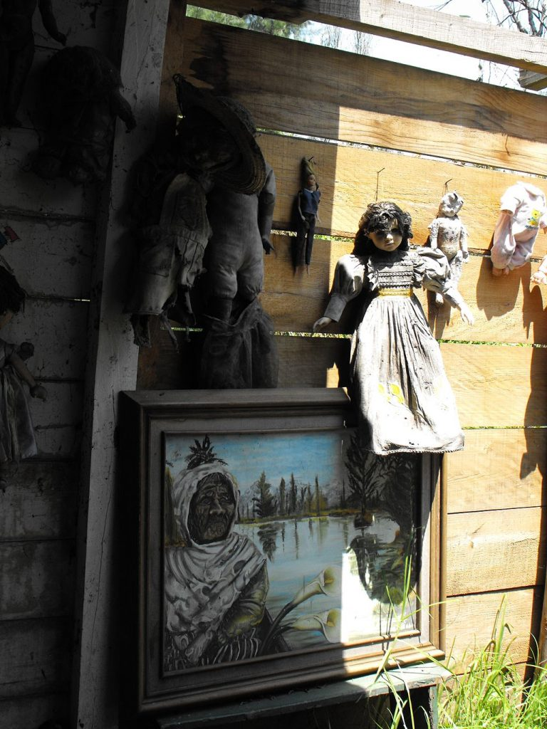 Oldest doll Isla de las Munecas Xochimico