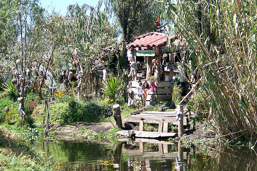 Xochimilco The Island Dolls