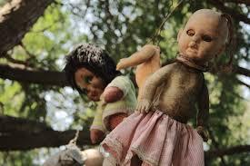 Isla de las Munecas dolls